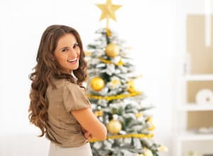 Teeth Whitening Holiday Smile