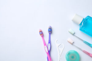 ankeny brushing and flossing