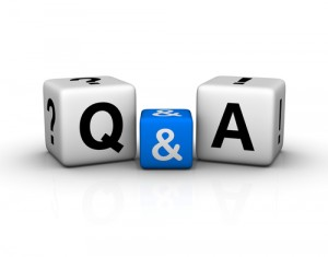 q and a 1
