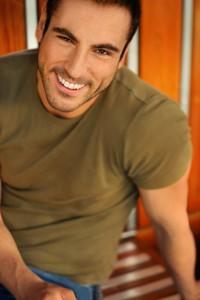 Cute Guy Smiling