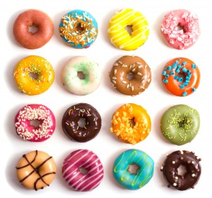 Donuts Won't Help Your Teeth