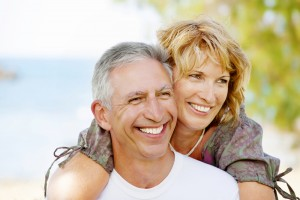 Older Couple is Happy They Decided to Get Dental Implant Dentures